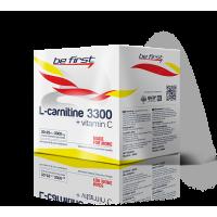 L-carnitine 3300 + vitamin C (20x25мл)