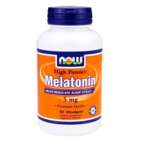 Melatonin 5mg (60капс)