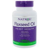 Flax Seed Oil Softgel (90капс)