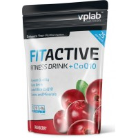 FitActive Fitness Drink+Q10 (500г)